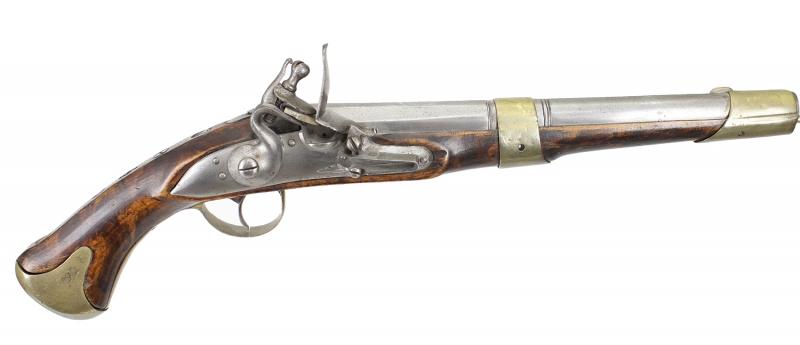 M1818 kongsberg flintlås pistol, 200 års jubileum - forum.svartkrutt.net